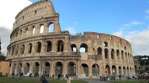 ローマのコロッセオの建築方法とは?高さ48m?