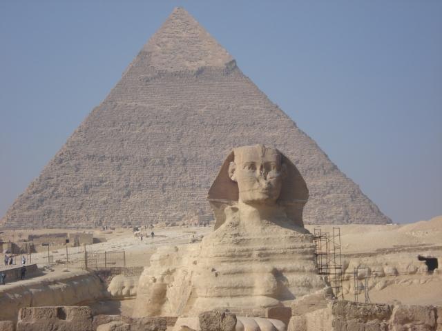 エジプトのスフィンクス!3つの謎を解明!