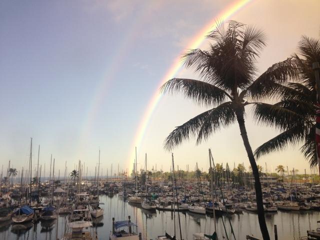 二重虹は地震の前兆?プレートの摩擦とプラズマが関係?