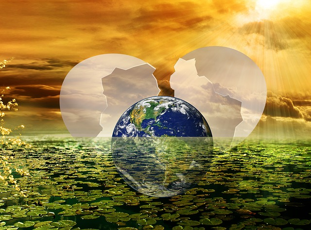 地球誕生から現在まで!いつどうやって生まれた?