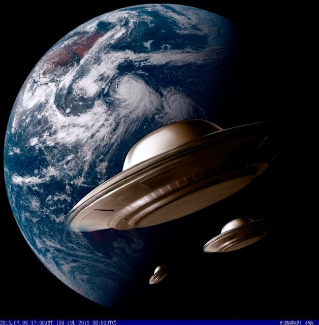 地球外生命体は存在する事がNASAの発表でほのめかされた