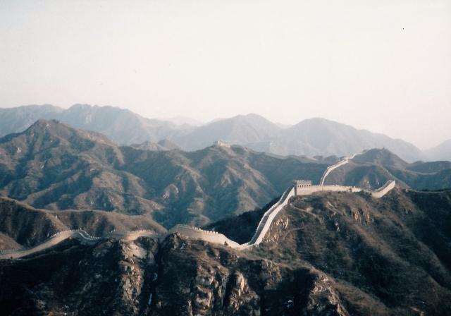 万里の長城の実態がひどい?!作り方と長さと目的について